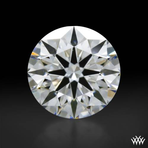 0.355 ct D VS1 A CUT ABOVE® Hearts and Arrows Super Ideal Round Cut Loose Diamond