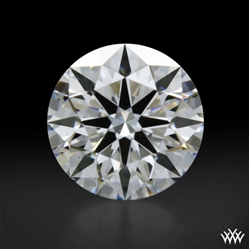 0.413 ct D VS2 A CUT ABOVE® Hearts and Arrows Super Ideal Round Cut Loose Diamond