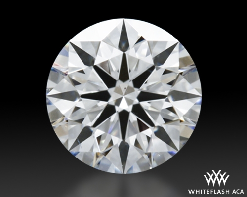 0.424 ct G VS2 A CUT ABOVE® Hearts and Arrows Super Ideal Round Cut Loose Diamond