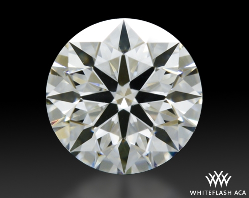 0.461 ct G VS1 A CUT ABOVE® Hearts and Arrows Super Ideal Round Cut Loose Diamond
