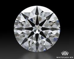 0.472 ct D VVS1 A CUT ABOVE® Hearts and Arrows Super Ideal Round Cut Loose Diamond