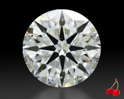 0.512 ct G SI1 Expert Selection Round Cut Loose Diamond