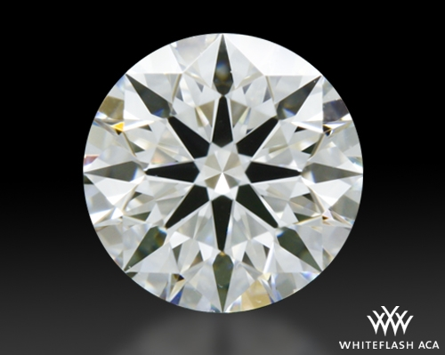 0.51 ct G VS1 A CUT ABOVE® Hearts and Arrows Super Ideal Round Cut Loose Diamond