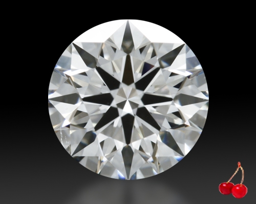 0.511 ct H SI1 Expert Selection Round Cut Loose Diamond