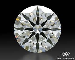 0.612 ct G VS1 A CUT ABOVE® Hearts and Arrows Super Ideal Round Cut Loose Diamond