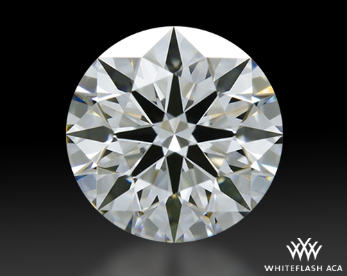 0.632 ct E VS1 A CUT ABOVE® Hearts and Arrows Super Ideal Round Cut Loose Diamond
