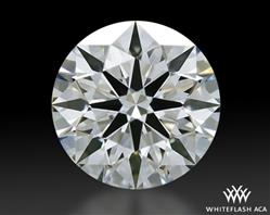 0.632 ct E VS1 A CUT ABOVE® Hearts and Arrows Super Ideal Round Cut Loose Diamond
