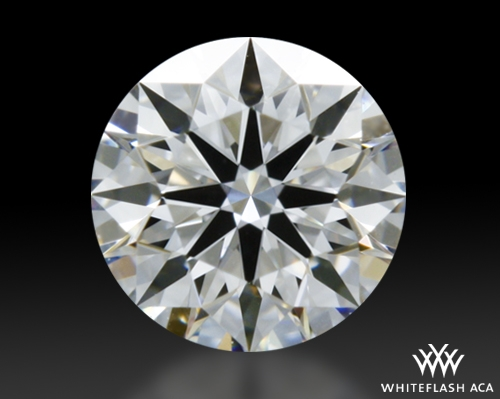 0.306 ct D VVS1 A CUT ABOVE® Hearts and Arrows Super Ideal Round Cut Loose Diamond
