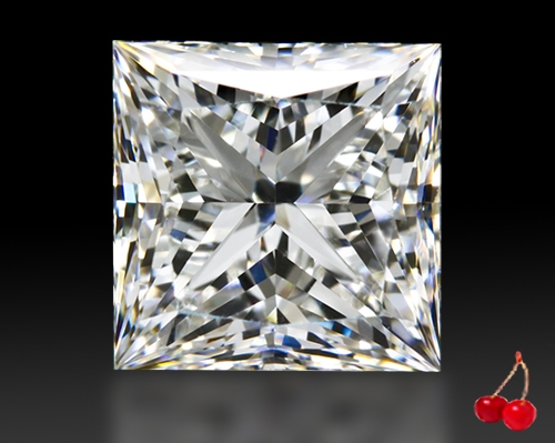 0.918 ct G VVS2 Expert Selection Princess Cut Loose Diamond