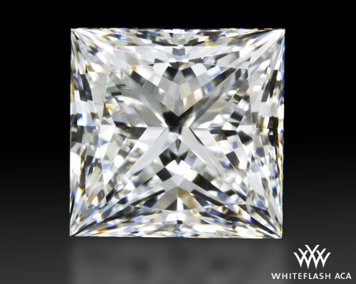 0.80 ct G VVS1 A CUT ABOVE® Princess Super Ideal Cut Diamond