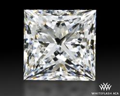 0.80 ct G VVS1 A CUT ABOVE® Princess Super Ideal Cut Diamond