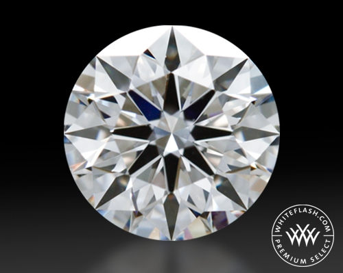 0.82 ct E VVS2 Premium Select Round Cut Loose Diamond
