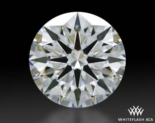 0.91 ct D VS1 A CUT ABOVE® Hearts and Arrows Super Ideal Round Cut Loose Diamond