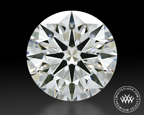 1.30 ct H VS1 Premium Select Round Cut Loose Diamond