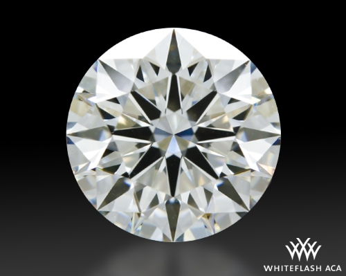1.51 ct H VS1 A CUT ABOVE® Hearts and Arrows Super Ideal Round Cut Loose Diamond