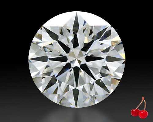 0.901 ct F VS2 Expert Selection Round Cut Loose Diamond