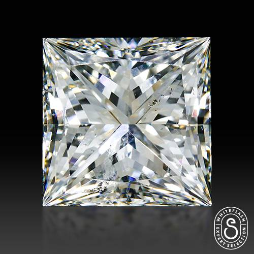 2.70 ct H SI1 Expert Selection Princess Cut Loose Diamond