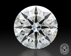 0.573 ct E VS2 Expert Selection Round Cut Loose Diamond