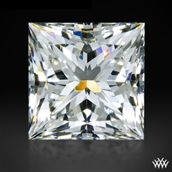 0.722 ct H VS1 A CUT ABOVE® Princess Super Ideal Cut Diamond