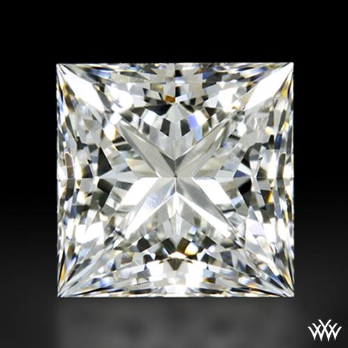 0.703 ct G VS1 A CUT ABOVE® Princess Super Ideal Cut Diamond
