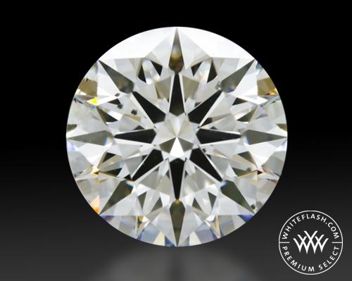 1.263 ct I SI1 Premium Select Round Cut Loose Diamond
