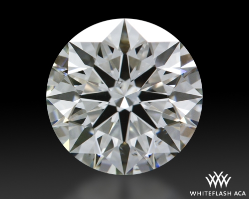 1.361 ct I VS2 A CUT ABOVE® Hearts and Arrows Super Ideal Round Cut Loose Diamond