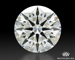 2.372 ct H SI1 A CUT ABOVE® Hearts and Arrows Super Ideal Round Cut Loose Diamond