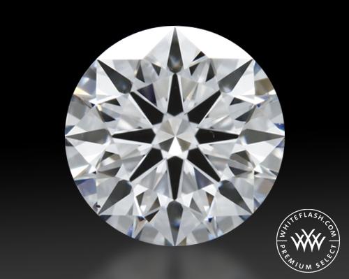 0.908 ct E VS2 Premium Select Round Cut Loose Diamond