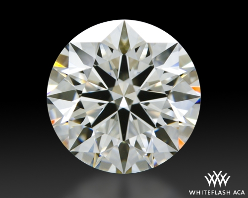 1.244 ct H VVS2 A CUT ABOVE® Hearts and Arrows Super Ideal Round Cut Loose Diamond