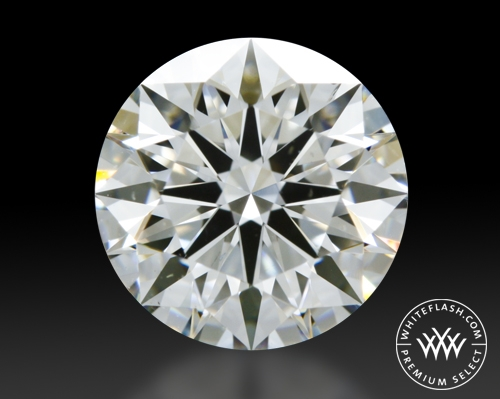 1.232 ct H SI1 Premium Select Round Cut Loose Diamond