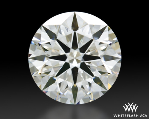 1.086 ct I VS2 A CUT ABOVE® Hearts and Arrows Super Ideal Round Cut Loose Diamond