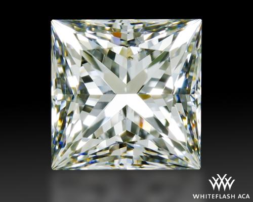 1.222 ct I SI1 A CUT ABOVE® Princess Super Ideal Cut Diamond