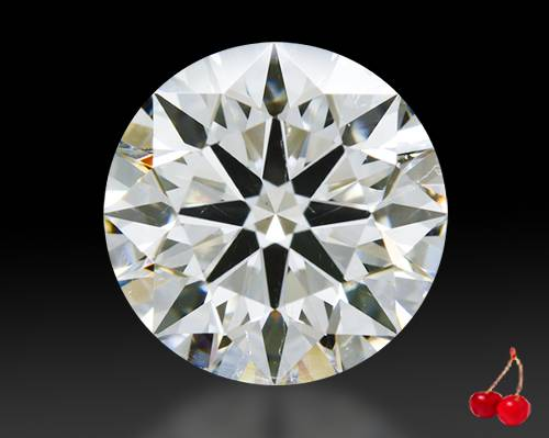 0.902 ct F SI1 Expert Selection Round Cut Loose Diamond