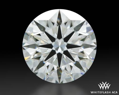 1.123 ct I VVS2 A CUT ABOVE® Hearts and Arrows Super Ideal Round Cut Loose Diamond