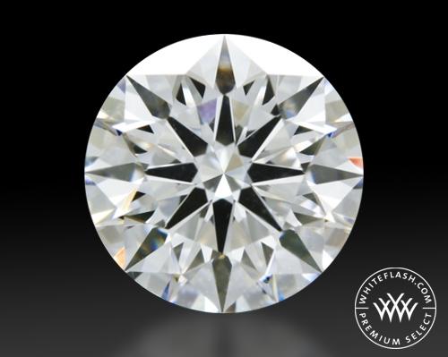 1.106 ct F SI1 Premium Select Round Cut Loose Diamond