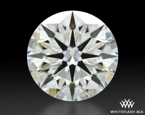 1.147 ct I SI1 A CUT ABOVE® Hearts and Arrows Super Ideal Round Cut Loose Diamond