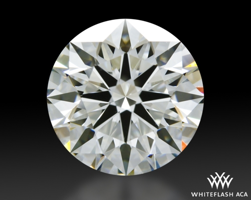 2.317 ct I VS1 A CUT ABOVE® Hearts and Arrows Super Ideal Round Cut Loose Diamond