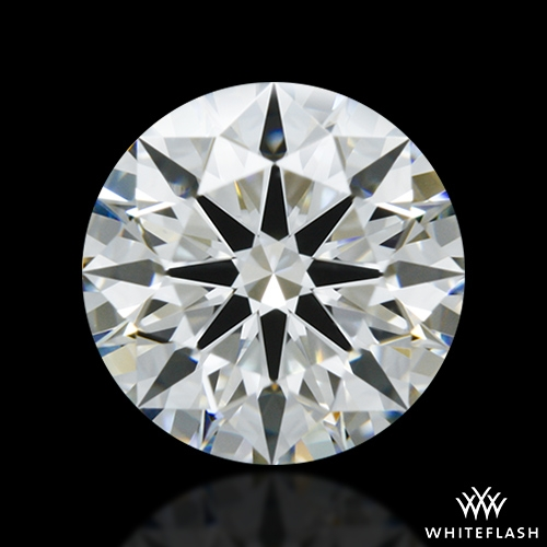 1.122 ct G VS1 A CUT ABOVE® Hearts and Arrows Super Ideal Round Cut Loose Diamond