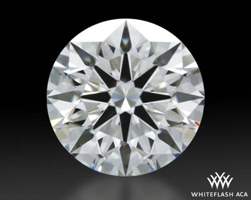 1.13 ct G SI1 A CUT ABOVE® Hearts and Arrows Super Ideal Round Cut Loose Diamond