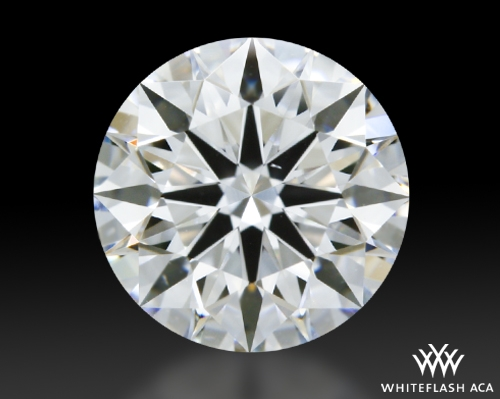1.161 ct E VS1 A CUT ABOVE® Hearts and Arrows Super Ideal Round Cut Loose Diamond