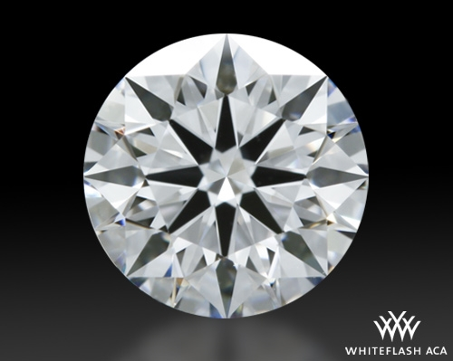 0.921 ct D VVS2 A CUT ABOVE® Hearts and Arrows Super Ideal Round Cut Loose Diamond