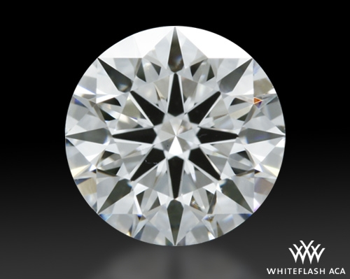0.90 ct I VS2 A CUT ABOVE® Hearts and Arrows Super Ideal Round Cut Loose Diamond