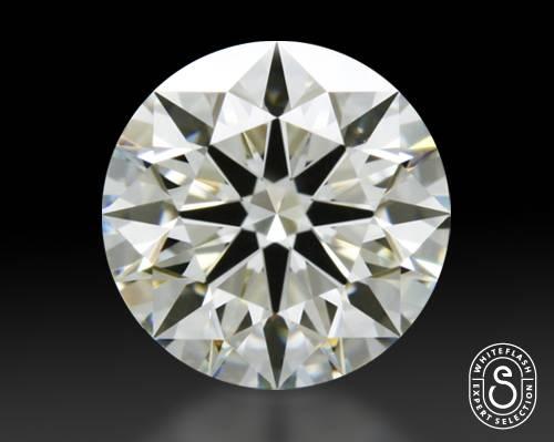 0.912 ct J VVS2 Expert Selection Round Cut Loose Diamond