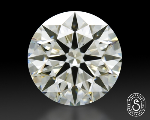 0.912 ct J VVS2 Expert Selection Round Cut Loose Diamond