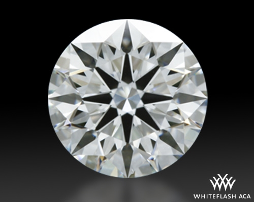 0.826 ct G VVS2 A CUT ABOVE® Hearts and Arrows Super Ideal Round Cut Loose Diamond