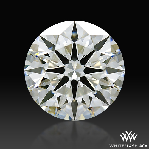 1.767 ct I VS2 A CUT ABOVE® Hearts and Arrows Super Ideal Round Cut Loose Diamond