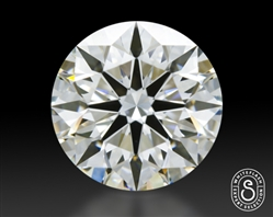 1.723 ct H VS2 Expert Selection Round Cut Loose Diamond