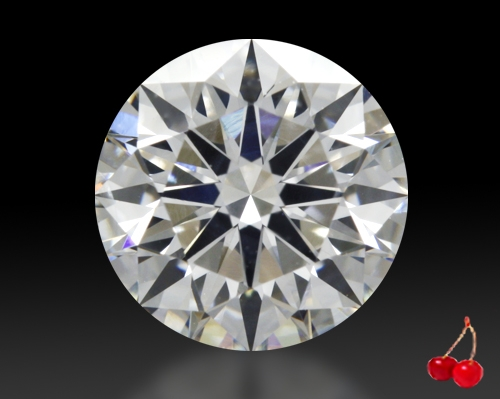 0.823 ct F SI1 Expert Selection Round Cut Loose Diamond