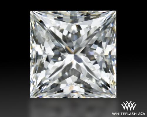 0.522 ct F VS2 A CUT ABOVE® Princess Super Ideal Cut Diamond