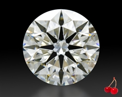 0.921 ct I SI1 Expert Selection Round Cut Loose Diamond